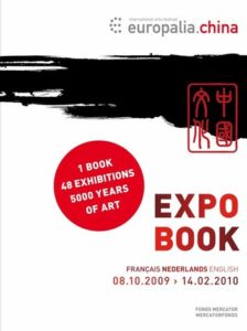 Europalia 2010 Expobook proofreader