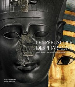 Le Crepuscule des pharaons proofreader